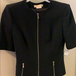 Michael Kors jacket zipper Made in Italy